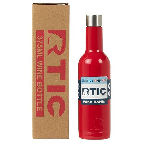 Botella Vino 375 ml  Rojo- Cod:854