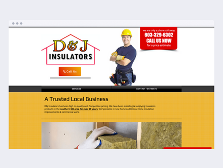 D&J Isulators from USA