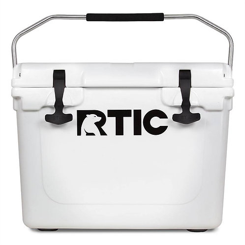 Hielera RTIC 20 Blanco