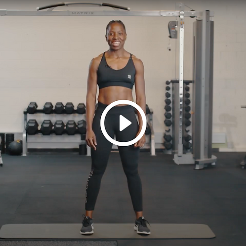 Strong to the Core: core strength workout