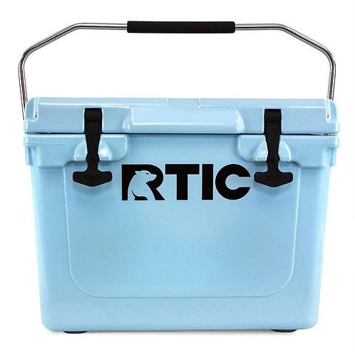 Hielera RTIC 20 Azul