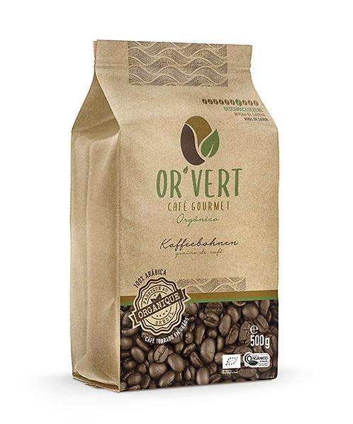 Or´Vert  Café Gourmet En Grains 500g
