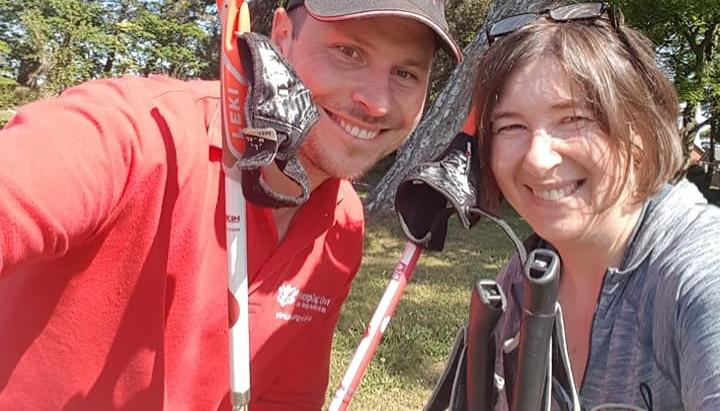Life Chez Dee Episode #8: Walking with Poles
