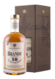 Brandy Gran Riserva 10 Anni - Monte Sabotino - Italy
