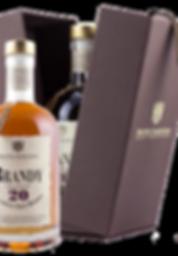 Brandy Gran Riserva 20 Anni - Monte Sabotino - Italy