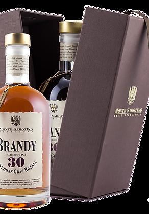 Brandy Gran Riserva 30 Anni - Monte Sabotino - Italy
