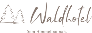 Logo Neu Waldhotel - dem Himmel so nah.p