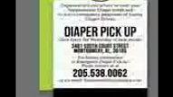 Reminder! Diaper Pickup: May 19, 2021