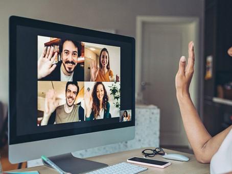 Los 5 errores más comunes en una videollamada y como evitarlos