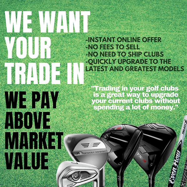 Club Trade In At Kingsville Golf