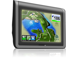 Image of GPS screen