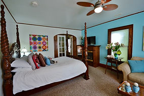 Guest room at Jack's