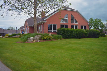 Current Clubhouse at Kingsville Golf
