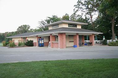 Snack Bar at Kingsville Golf