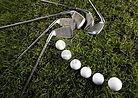 Golf irons at Kingsville Golf