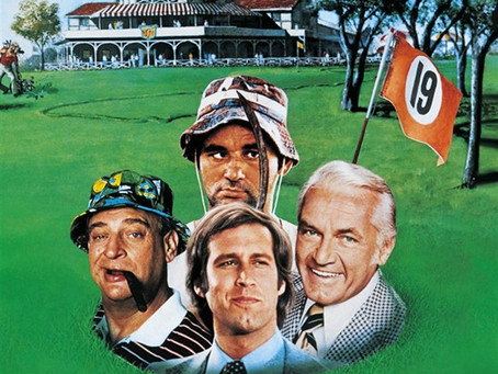 Greatest Golf Movie Ever?