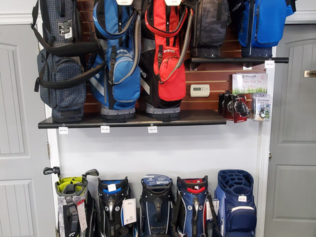 All Golf Bags 30% Off! Finish your shopping with us!