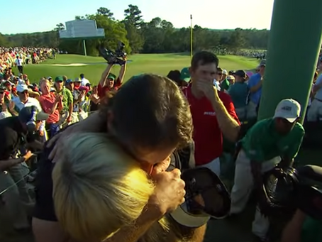Favourite Masters Moment