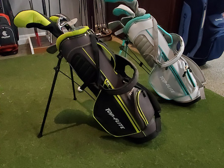 Need a Gift for the Little Golfer in your life? Junior clubs are available at Kingsville Golf!