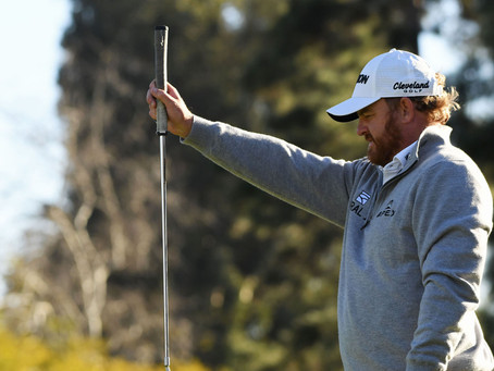 The PGA Tour needs to hurry up and punish players like J.B. Holmes