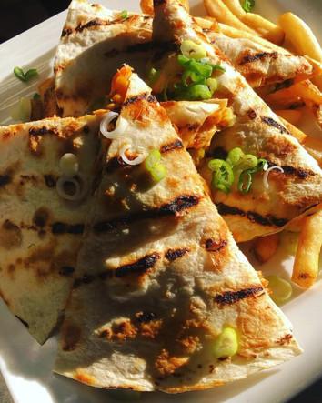 Quesadilla & Fries