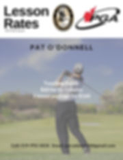 2019 Pat O'Donnell Lesson Rates.jpg