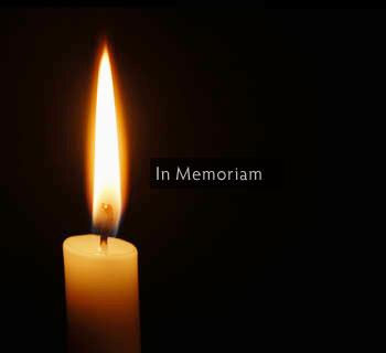 A candle in memoriam