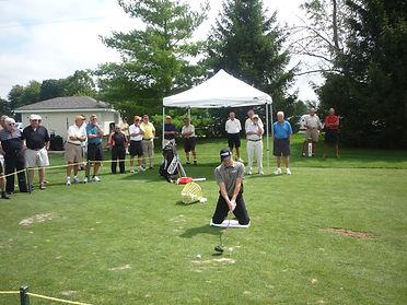 Golf clinics at Kingsville Golf