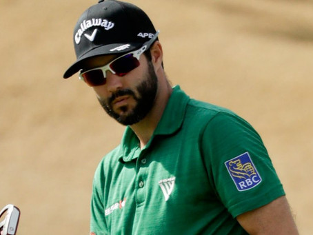 Adam Hadwin continues to cement status as top Canadian male golfer