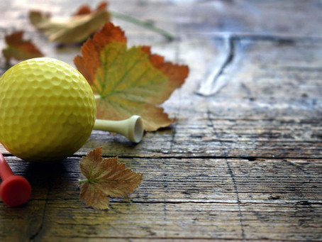 Fall Golf Guide: Multiple Reasons to Love Fall Golf