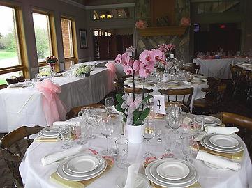 Wedding at Kingsville Golf