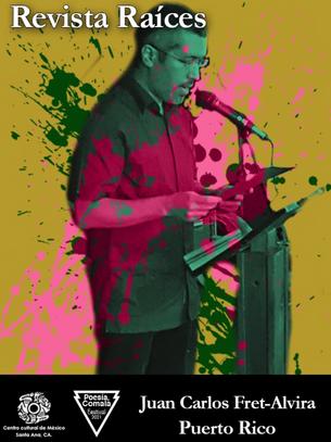 Tres poemas de Juan Carlos Fret-Alvira
