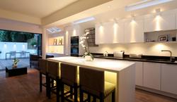 Kitchen LED install
