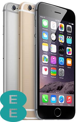 iPhone 6s Plus EE Unlock