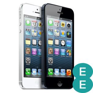 iPhone 5 EE Unlock