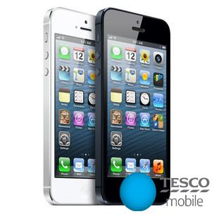 iPhone 5 Tesco Mobile Unlock