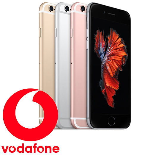 iPhone 6s Vodafone Unlock