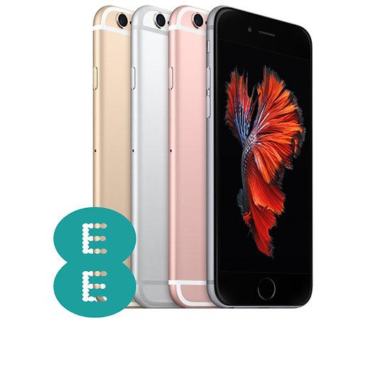 iPhone 6s EE Unlock