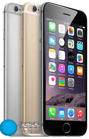 iPhone 6 Plus Tesco Mobile Unlock