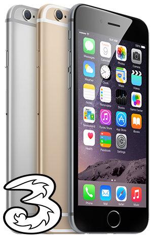 iPhone 6 3 network Unlock