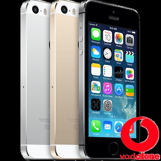 iPhone 5s Vodafone Unlock
