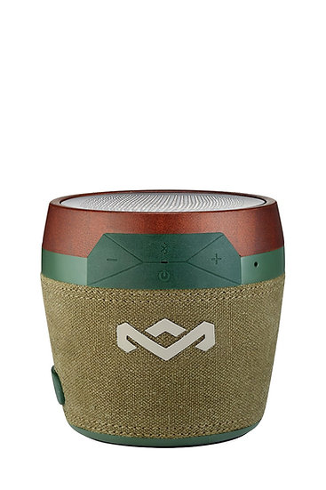 House of Marley Chant Mini Bluetooth Speaker - Green