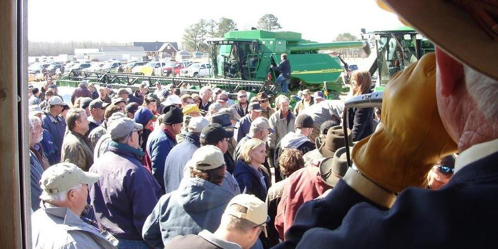 Farm & Shop Equipment