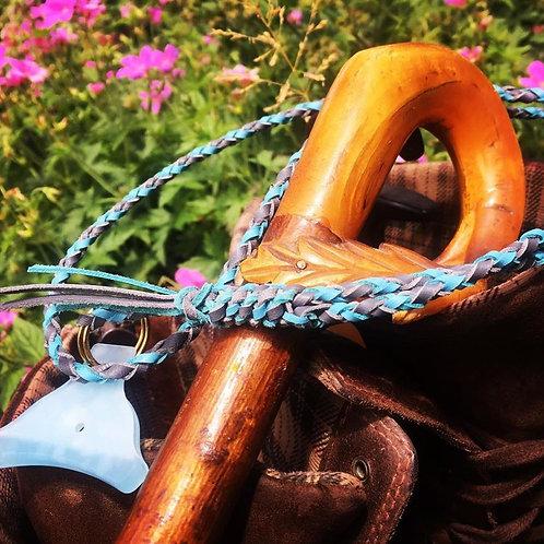 Adjustable Leather Lanyards