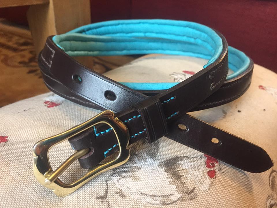 Padded neck strap
