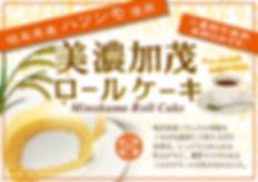 美濃加茂サービスエリアロールケーキ