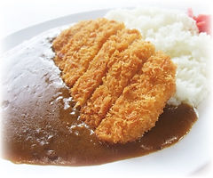 pork cutlet-curry