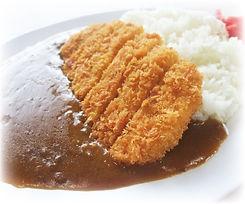 pork cutlet-curry