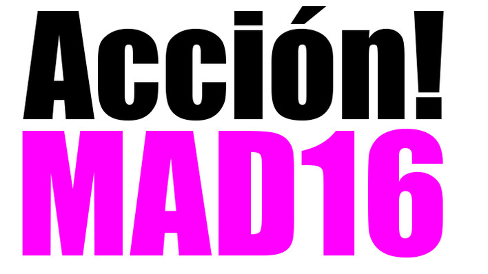 Acción!Mad16