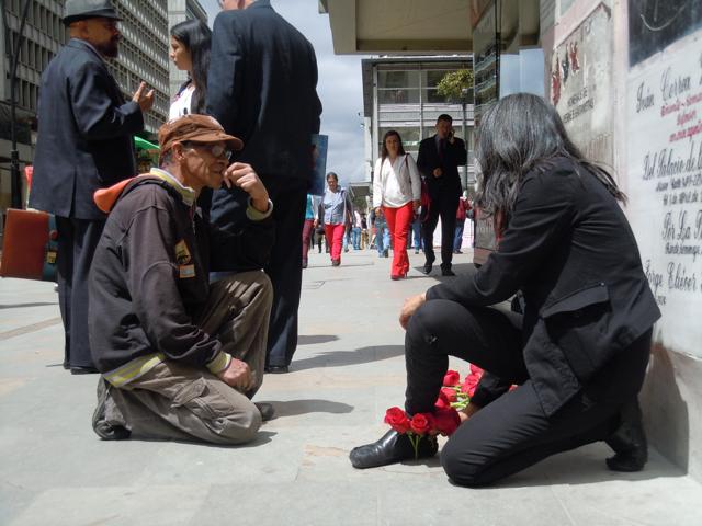 Acciones en espacios públicos